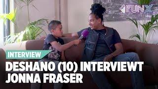 jonna Fraser интервью