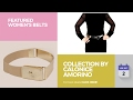 Collection By Calonice Amorino Featured Women's Belts