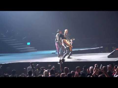 Guns N' Roses - Paradise City - Oct. 19, 2017 - Washington, DC (HQ Audio & 1080p60 Video)
