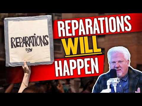 Glenn: These are the 2 WAYS reparations WILL happen under Democrats