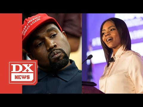 "Candace Owens Apologizes To Kanye West After Lying About ""Blexit"" Logo"