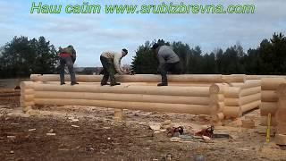 видео Строительство деревянных домов под ключ во Владимире и области