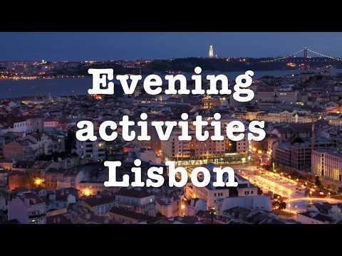 Evening activities Lisbon // 3