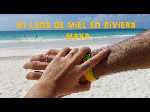 Mi luna de miel a riviera maya