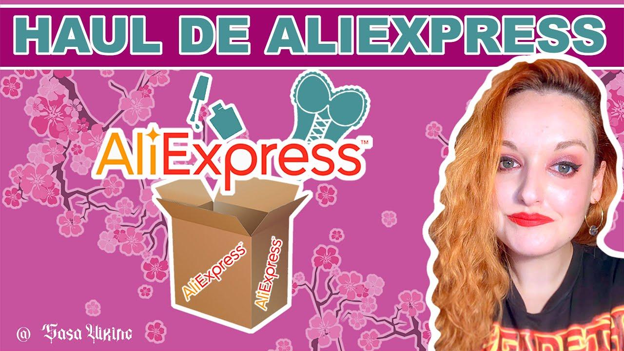 HAUL RANDOM DE ALIEXPRESS nov 2020 ¡¡ ( Especial para el 11.11) Decoración,  Uñas, Ropa...