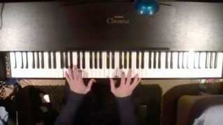 Simple Plan - Astronaut Piano Cover