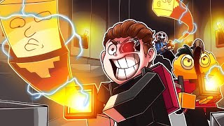 HUNTING FOR GHOSTS IN MINECRAFT WITH VANOSS & DELIRIOUS!