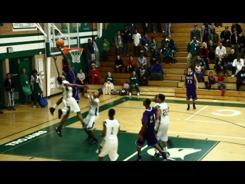 Denver South Vs Aurora Central Top 5 Plays - Colorado High School Basketball