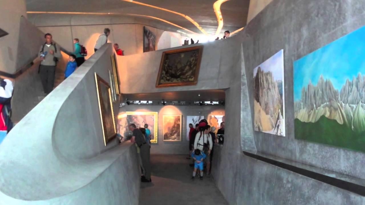 Messner Mountain Museum Plan De Corones 2015 YouTube