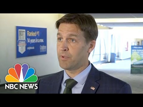 Senator Ben Sasse Outlines Proposal To Unbundle Repeal And Replace Health Care Efforts | NBC News