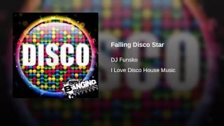 Falling Disco Star