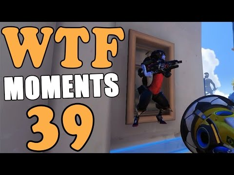 Thumbnail: Overwatch WTF Moments Ep.39