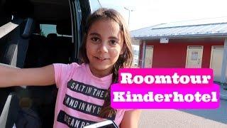 Kinderhotel Roomtour - Familien Urlaub in Österreich - Vlog#999 Rosislife