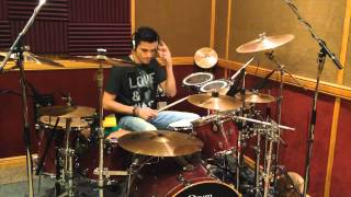 Fool in the Rain by Led Zeppeling (Drum Cover)
