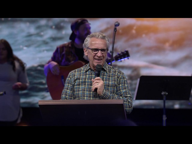 God Is Glorified | Bill Johnson | Bethel Church