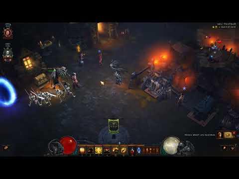 Finden wir den Skelettkönig ? | Akt I #0004 | Diablo 3 Kampagne