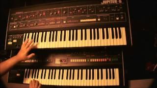 ABACAB Keyboard Genesis Roland Jupiter 8 + Roland Jupiter 6