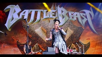 Battle Beast - No More Hollywood Endings @ Sauna Open Air 2019, Tampere, Finland
