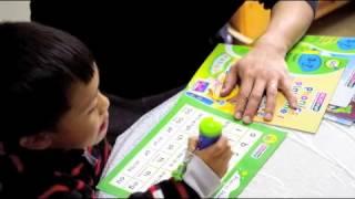 栢嘉兒童發展素材中心主辦﹣模範親子英語時間影片比賽﹣Heison Ho