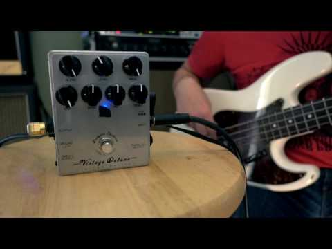 DarkGlass Vintage Deluxe Bass Pedal Review