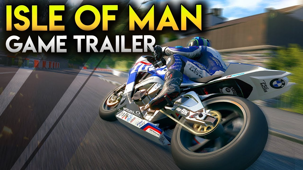 tt isle of man game 2018 gameplay trailer tt iom ride on. Black Bedroom Furniture Sets. Home Design Ideas