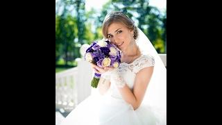 невеста поет жениху на свадьбе