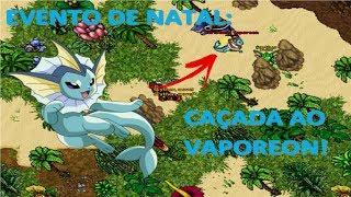Pokédex Adventures #1 - Caçada ao Vaporeon! (Primeiro vídeo do canal + evento de Natal) - PxG