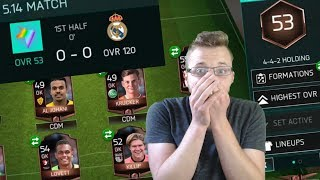 We Just Did the Impossible Again! We Beat Real Madrid With an All Bronze Keeper Squad | FIFA Mobile