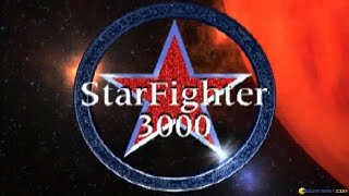 Starfighter 3000 gameplay (PC Game, 1994)