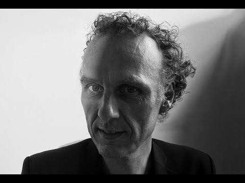 Designer Richard Hutten in Rotterdam