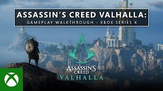 Assassin's Creed Valhalla Gameplay Walkthrough – Xbox Series X