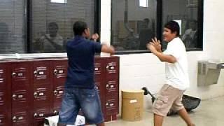 levi slap boxing Byron