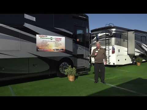 2018 Tiffin Diesel Display by Lazydays at the Florida RV Super Show