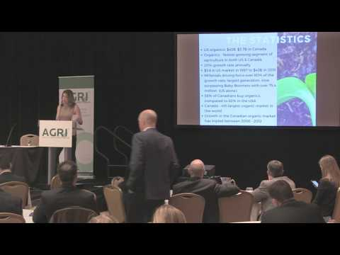 Toronto AgTech Investment Forum 2017 - Grown Here Farms: Integrating AgTech in Organics