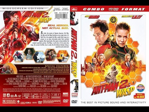 Download Opening to Ant-Man and the Wasp 2018 DVD