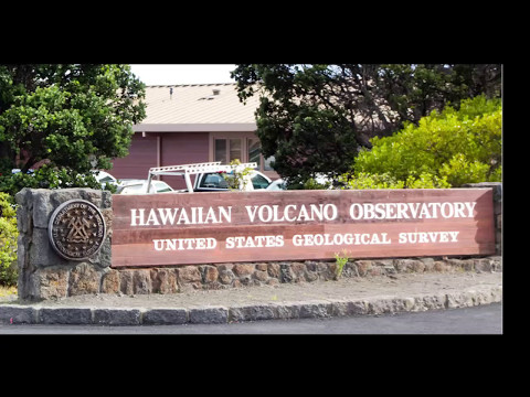 SciTalk - Hawaii Volcano Observatory with Brian