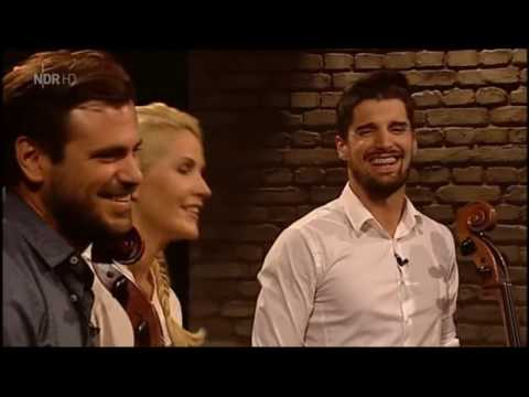 2CELLOS - Radio Bremen 3nach9 Talkshow