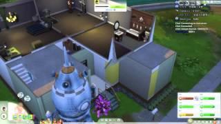 【The Sims 4 模擬市民】2016/04/17 寒假之子