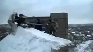 Russian homemade bungee