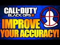 "BO3: How To ""IMPROVE YOUR ACCURACY"" With ALL Guns in BLACK OPS 3! BEST BO3 TIPS FOR BETTER ACCURACY!"