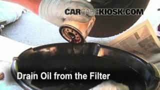 Замена масляного фильтра и масла Volkswagen Passat b5 1.9 TDI (1995-1997)(, 2013-04-07T16:30:25.000Z)