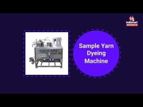 Dyeing Machines and Textile Lab Equipment by Om Sai Engineering, Mumbai, Mumbai