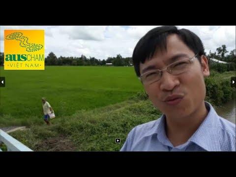 Agricultural Hi-Tech Park in Hau Giang seeks Australian investors