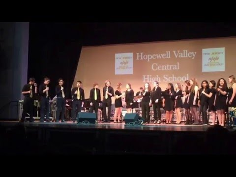 Hopewell Valley Central High School Vox Central Jazz