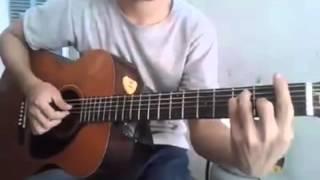 Hướng dẫn chơi guitar khúc dạo đầu bài '' Bờm ơi ''
