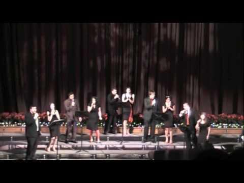 WCU Chamber Choir (Snow Samba) mp3