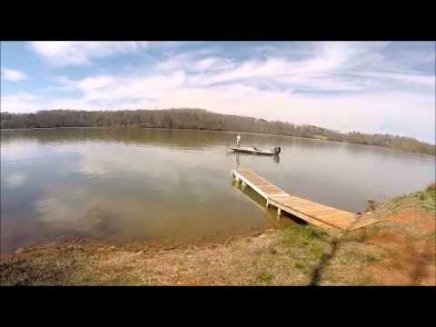 Lake hartwell and saluda river fishing youtube for Lake hartwell fishing report