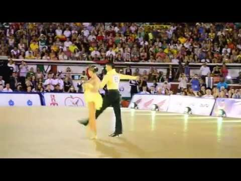2 Solo One by One Final Round   Colombia Salsa Sport Couple   World Champions