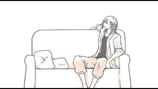 Cute anime animation