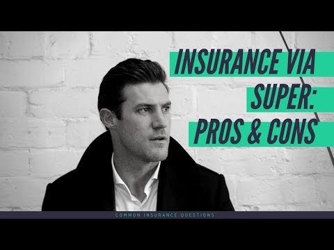 HOW DOES PAYING MY INSURANCE PREMIUMS FROM SUPER AFFECT ME?!?! - 2018